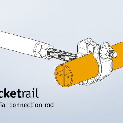 rocketrail Special connection rod
